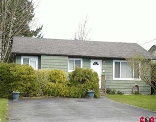 Photo 1: 9464 210TH ST in Langley: Walnut Grove House for sale : MLS®# F2606785