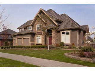"""Photo 2: 8436 171ST ST in Surrey: Fleetwood Tynehead House for sale in """"WATERFORD ESTATES"""" : MLS®# F1111620"""