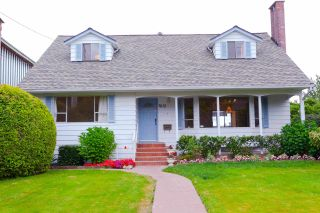 Photo 1: 1610 DUBLIN Street in New Westminster: West End NW House for sale : MLS®# R2294685