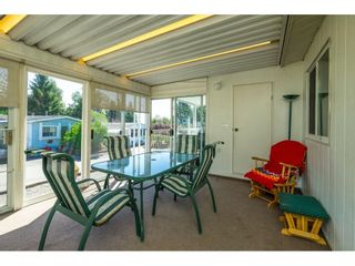 """Photo 30: 1 27111 0 Avenue in Langley: Aldergrove Langley Manufactured Home for sale in """"Pioneer Park"""" : MLS®# R2605762"""