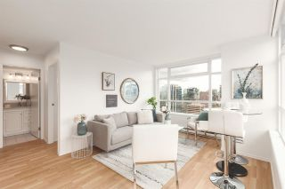 """Photo 2: 2802 438 SEYMOUR Street in Vancouver: Downtown VW Condo for sale in """"The Residences at Conference Plaza"""" (Vancouver West)  : MLS®# R2592278"""