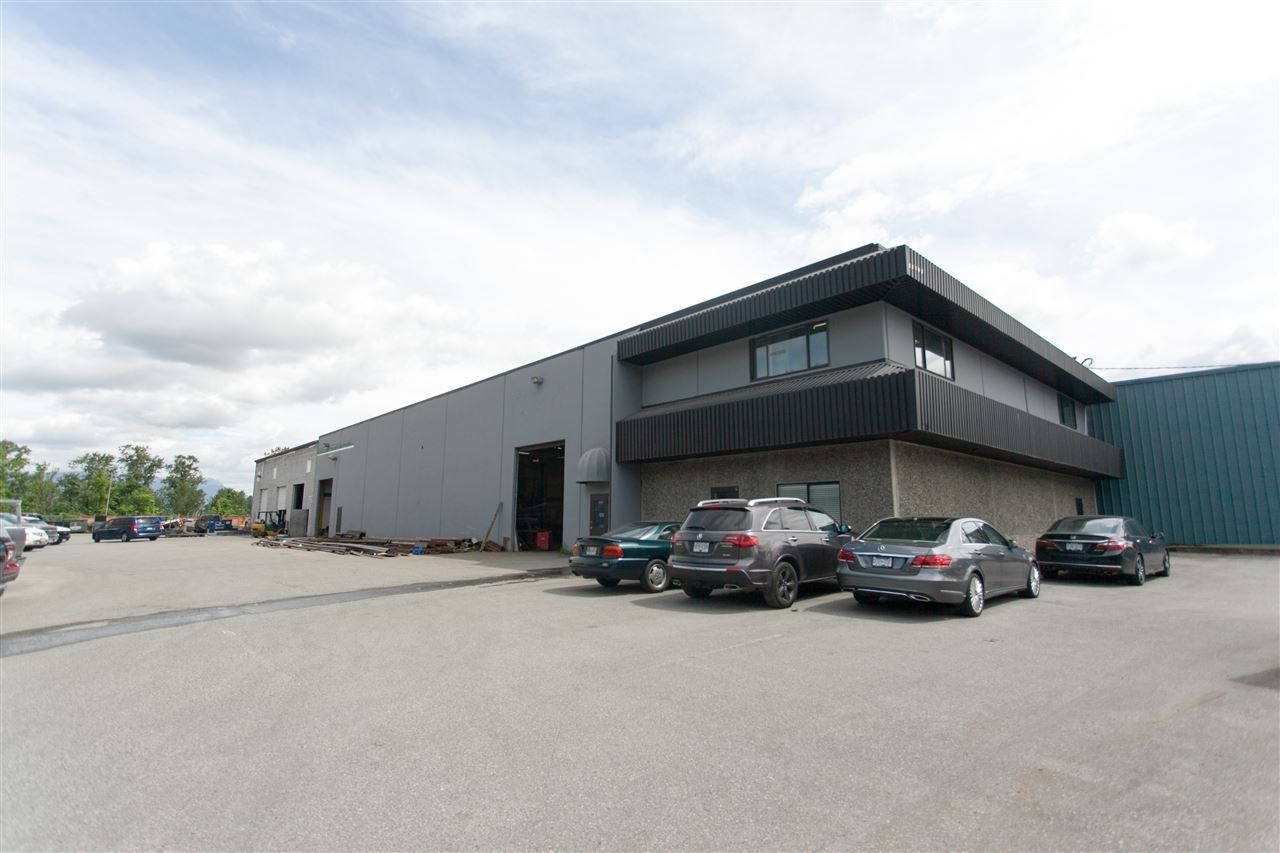 Main Photo:  in Surrey: Port Kells Industrial for sale (North Surrey)  : MLS®# C8014230