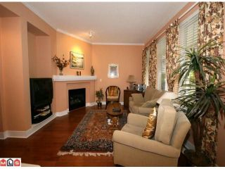 """Photo 6: 71 15500 ROSEMARY HEIGHTS Crescent in Surrey: Morgan Creek Townhouse for sale in """"The Carrington"""" (South Surrey White Rock)  : MLS®# F1125752"""
