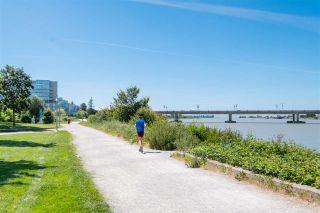 """Photo 35: 329 5880 DOVER Crescent in Richmond: Riverdale RI Condo for sale in """"WATERSIDE"""" : MLS®# R2478591"""