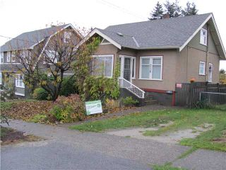 Photo 1: 316 SIMPSON Street in New Westminster: Sapperton House for sale : MLS®# V860026