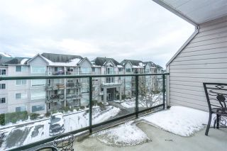 """Photo 19: 410 33688 KING Road in Abbotsford: Poplar Condo for sale in """"College Park Place"""" : MLS®# R2340929"""