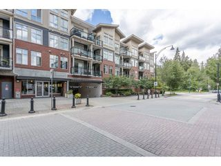 "Photo 2: 108 101 MORRISSEY Road in Port Moody: Port Moody Centre Condo for sale in ""LIBRA"" : MLS®# R2518989"