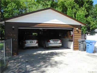 Photo 20: 4283 Eldridge Avenue in Winnipeg: Charleswood Residential for sale (1G)  : MLS®# 1618284