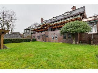 "Photo 19: 5055 CONNAUGHT Drive in Vancouver: Shaughnessy House for sale in ""Shaughnessy"" (Vancouver West)  : MLS®# V1103833"