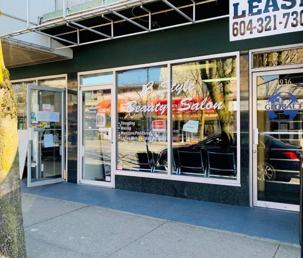Main Photo: 5934 FRASER Street in Vancouver: Fraser VE Business for sale (Vancouver East)  : MLS®# C8040398