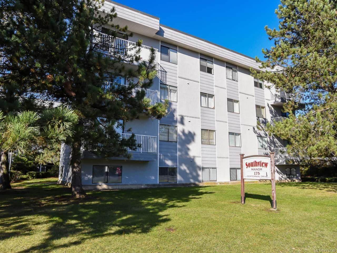 Main Photo: 106 175 Centennial Dr in COURTENAY: CV Courtenay East Condo for sale (Comox Valley)  : MLS®# 773725