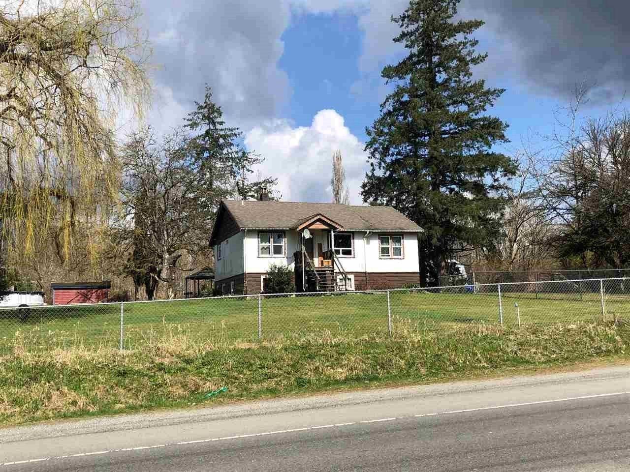 Main Photo: 24611 DEWDNEY TRUNK Road in Maple Ridge: Websters Corners House for sale : MLS®# R2561187