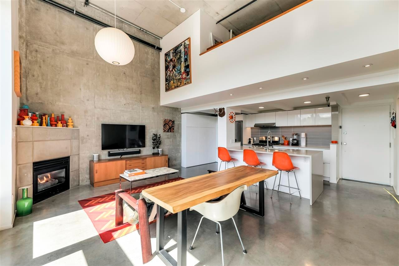 """Main Photo: 409 2001 WALL Street in Vancouver: Hastings Condo for sale in """"Cannery Row"""" (Vancouver East)  : MLS®# R2590453"""