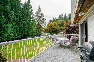 "Photo 34: 543 AILSA Avenue in Port Moody: Glenayre House for sale in ""Glenayre"" : MLS®# R2500956"