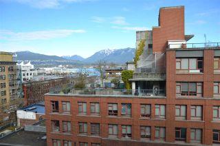 "Photo 1: 809 66 W CORDOVA Street in Vancouver: Downtown VW Condo for sale in ""60 WEST CORDOVA"" (Vancouver West)  : MLS®# R2345288"