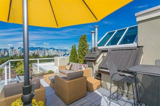 Photo 17: 303 933 W 8TH AVENUE in : Fairview VW Condo for sale (Vancouver West)  : MLS®# R2100986