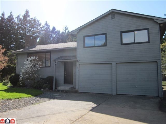 Main Photo: 2535 124B Street in Surrey: Crescent Bch Ocean Pk. House for sale (South Surrey White Rock)  : MLS®# F1110430