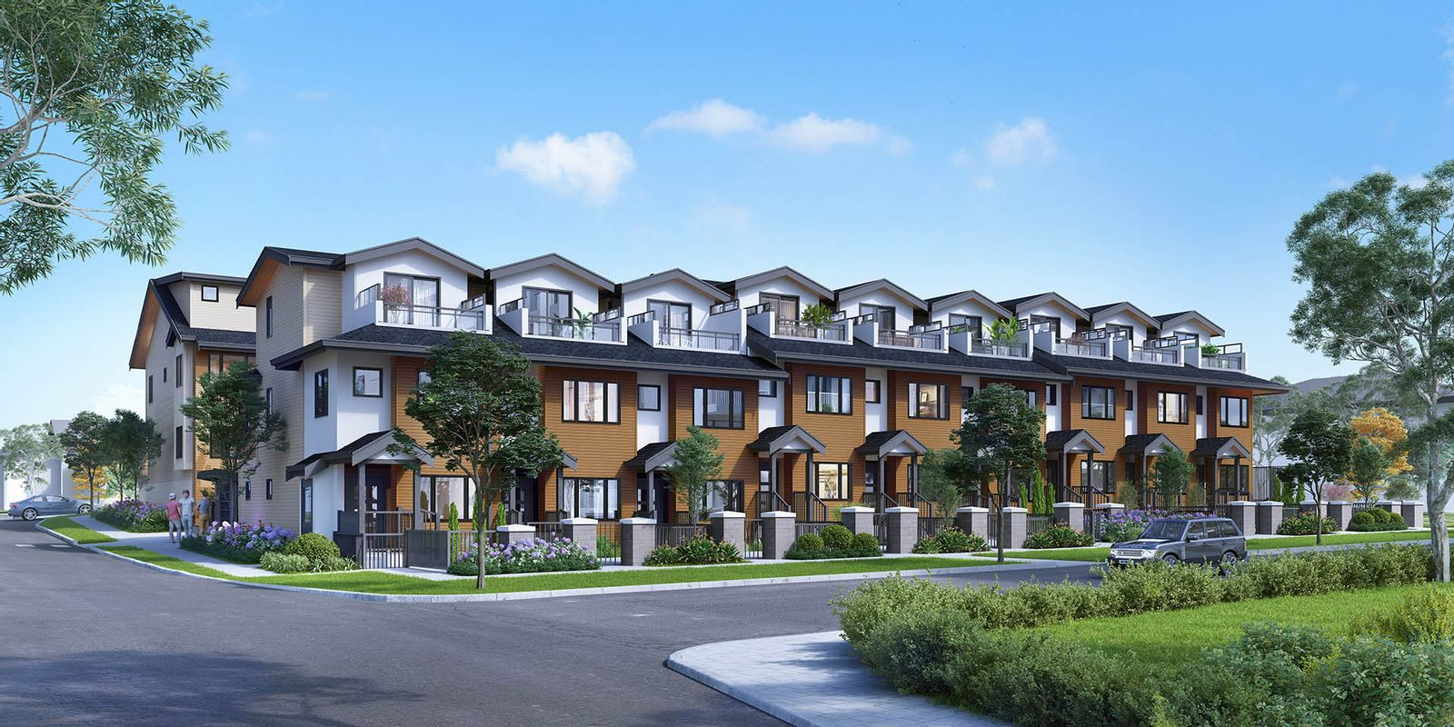 Vancouver New Townhomes