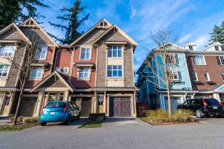 """Photo 1: 13 5805 SAPPERS Way in Chilliwack: Vedder S Watson-Promontory Townhouse for sale in """"Forest Trails at Garrison"""" (Sardis)  : MLS®# R2548046"""