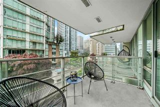"""Photo 15: 710 535 SMITHE Street in Vancouver: Downtown VW Condo for sale in """"DOLCE"""" (Vancouver West)  : MLS®# R2592520"""