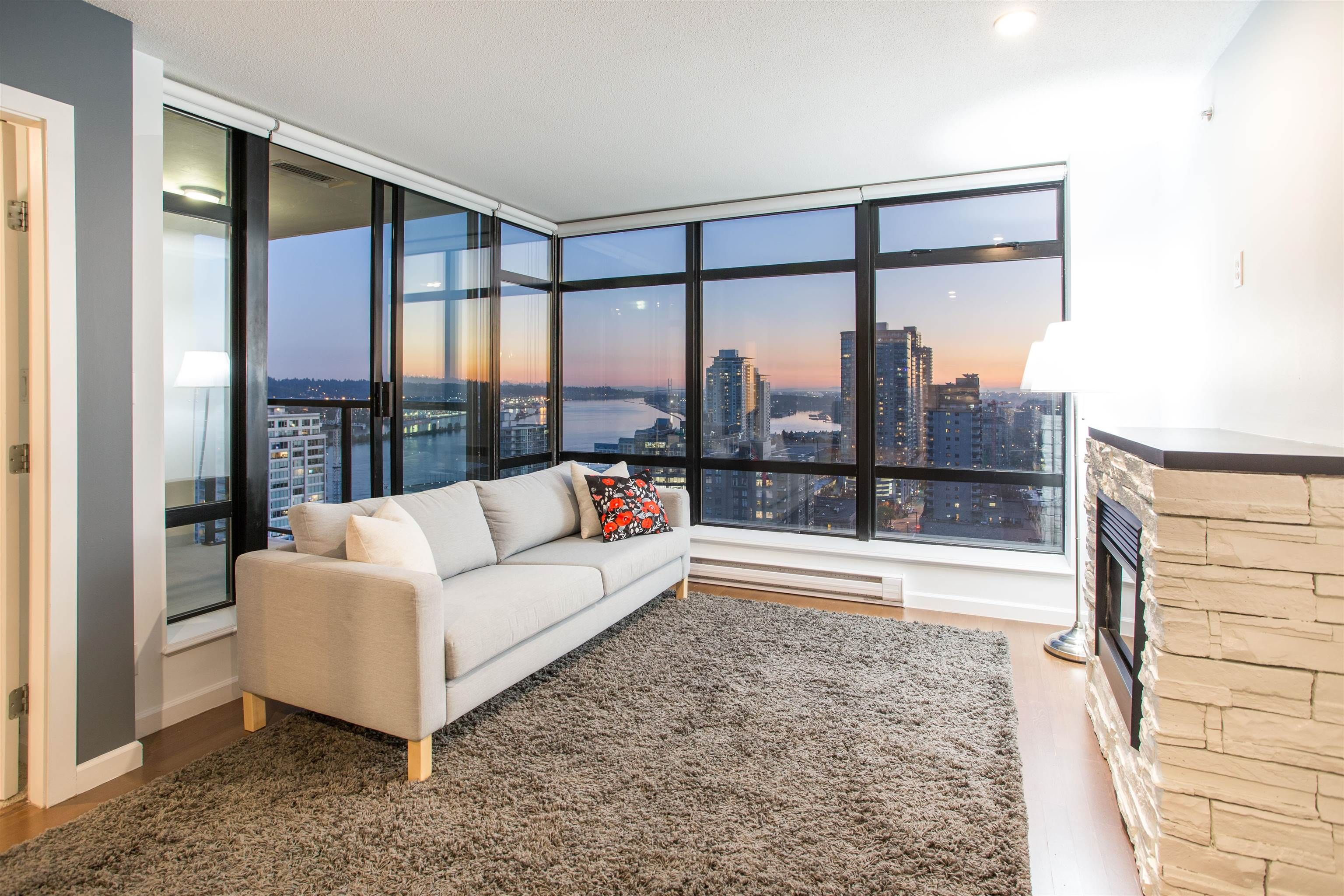 """Main Photo: 1703 610 VICTORIA Street in New Westminster: Downtown NW Condo for sale in """"The Point"""" : MLS®# R2622043"""