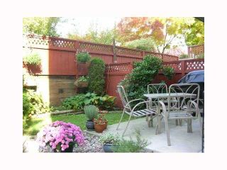 """Photo 1: 1A 1048 E 7TH Avenue in Vancouver: Mount Pleasant VE Condo for sale in """"WINDSOR GARDENS"""" (Vancouver East)  : MLS®# V849593"""
