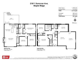 "Photo 37: 21811 DONOVAN Avenue in Maple Ridge: West Central House for sale in ""WEST CENTRAL MAPLE RIDGE"" : MLS®# R2507281"