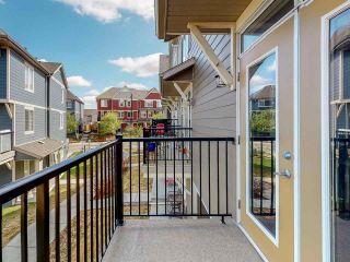 Photo 13: 134 603 WATT Boulevard in Edmonton: Zone 53 Townhouse for sale : MLS®# E4243923