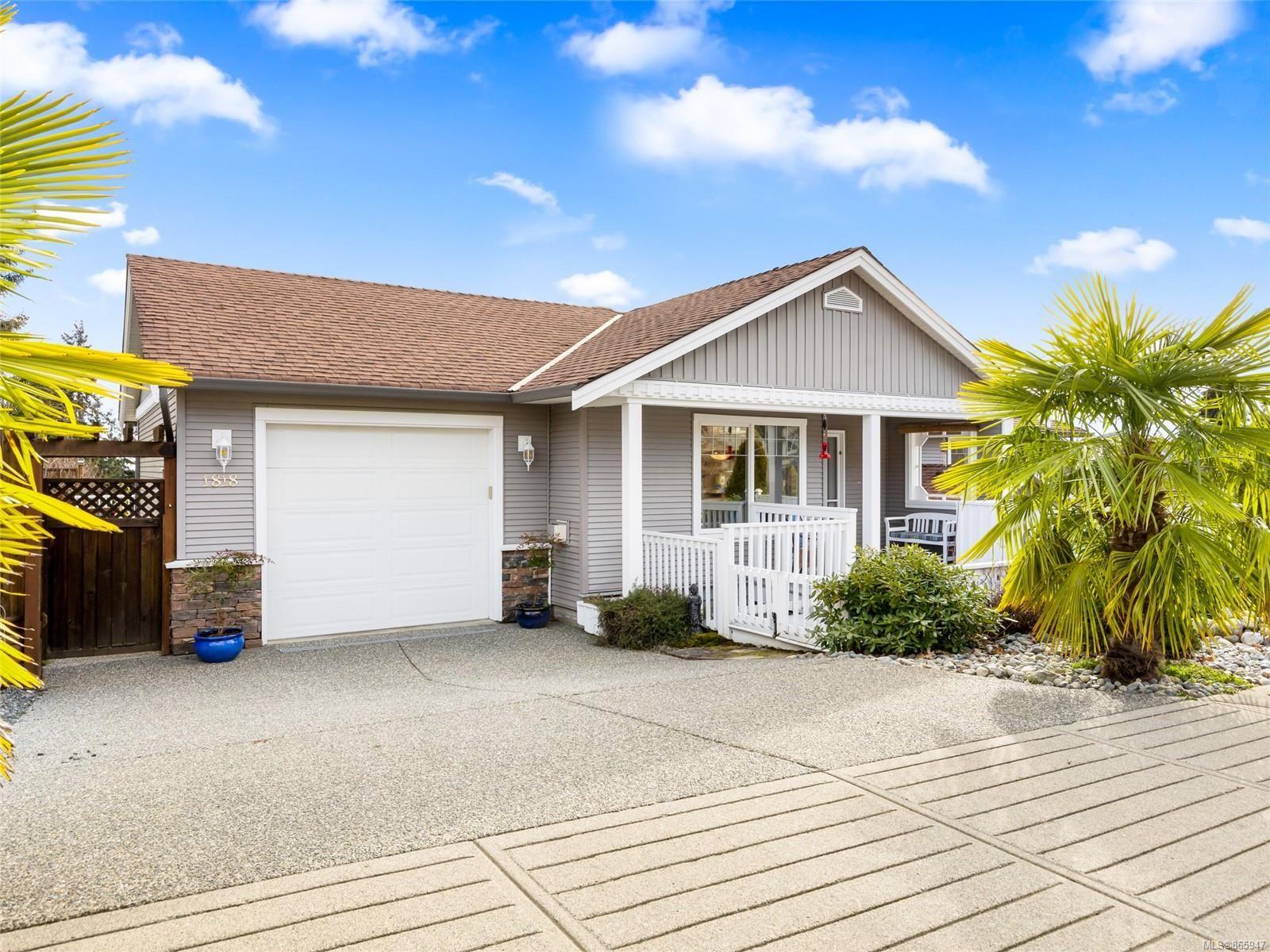 Main Photo: 1818 White Blossom Way in : Na Chase River Half Duplex for sale (Nanaimo)  : MLS®# 865947