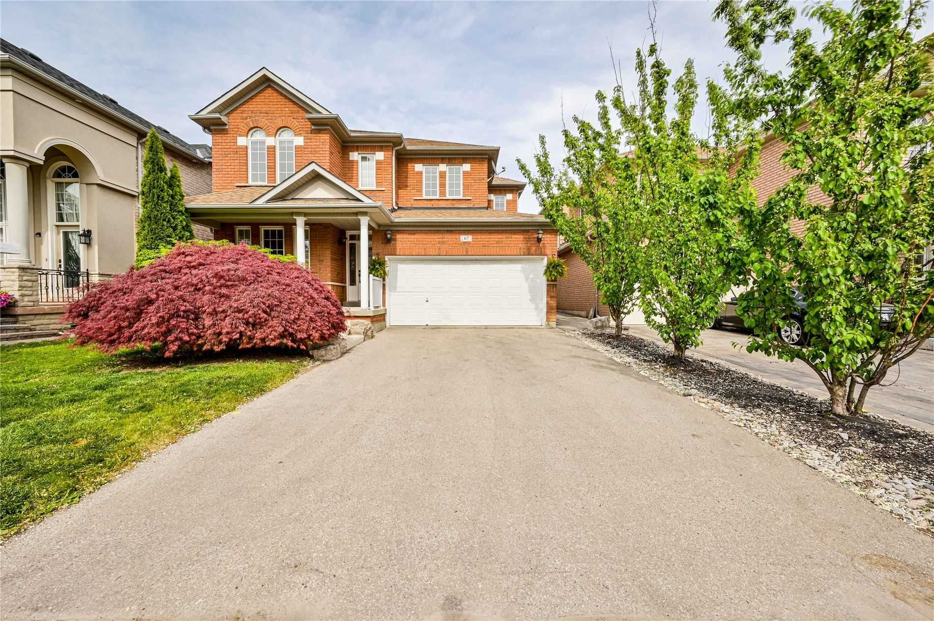 Main Photo: 67 Oland Drive in Vaughan: Vellore Village House (2-Storey) for sale : MLS®# N5243089