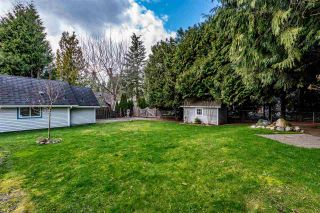 Photo 36: 33565 1ST Avenue in Mission: Mission BC House for sale : MLS®# R2557377