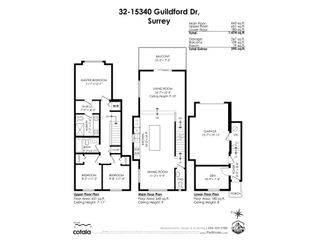 """Photo 31: 32 15340 GUILDFORD Drive in Surrey: Guildford Townhouse for sale in """"GUILDFORD THE GREAT"""" (North Surrey)  : MLS®# R2539114"""