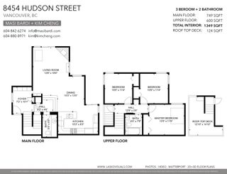 Photo 28: 8454 HUDSON Street in Vancouver: Marpole 1/2 Duplex for sale (Vancouver West)  : MLS®# R2606908