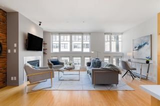 """Main Photo: 401 1072 HAMILTON Street in Vancouver: Yaletown Condo for sale in """"The Crandrall"""" (Vancouver West)  : MLS®# R2620695"""