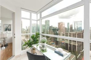 """Photo 11: 2802 438 SEYMOUR Street in Vancouver: Downtown VW Condo for sale in """"The Residences at Conference Plaza"""" (Vancouver West)  : MLS®# R2592278"""