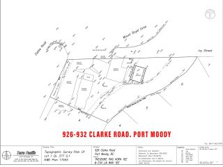 Photo 2: 926-932 CLARKE Road in Port Moody: College Park PM Duplex for sale : MLS®# R2541503