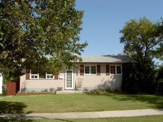 Photo 1: 875 ISBISTER Street in WINNIPEG: Westwood / Crestview Residential for sale (West Winnipeg)  : MLS®# 1016851