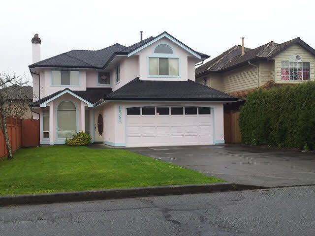 Main Photo: 10751 HOLLYBANK DRIVE in Richmond: Steveston North House for sale ()  : MLS®# V1111045