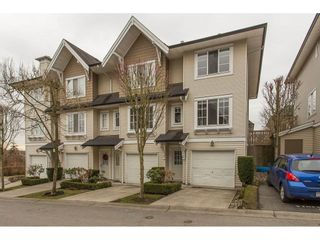 """Photo 2: 40 20560 66 Avenue in Langley: Willoughby Heights Townhouse for sale in """"AMBERLEIGH II"""" : MLS®# R2134449"""