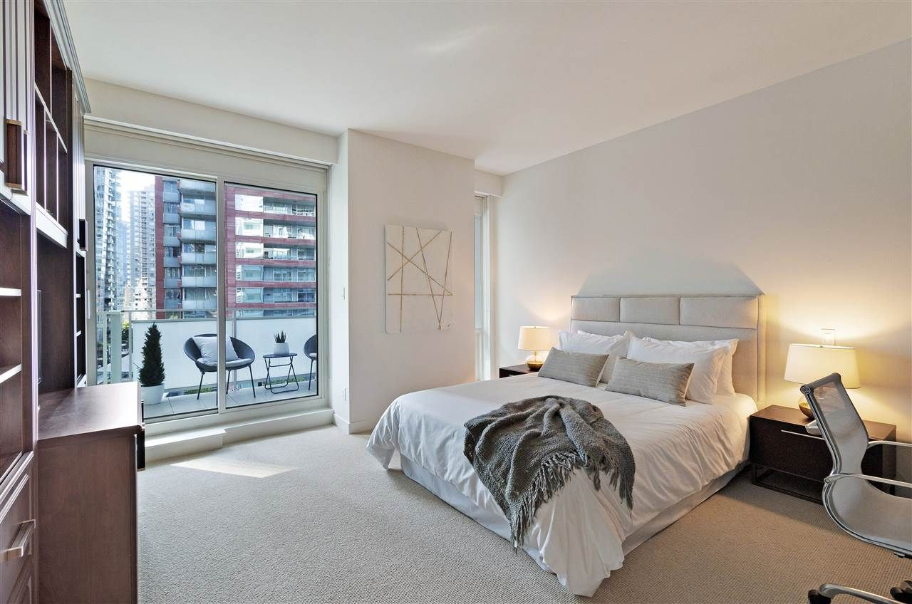 "Photo 20: Photos: 504 1139 W CORDOVA Street in Vancouver: Coal Harbour Condo for sale in ""Two Harbor Green"" (Vancouver West)  : MLS®# R2398290"