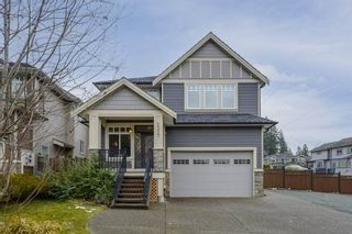 Main Photo: 1317 GLENBROOK Street in Coquitlam: Burke Mountain House for sale : MLS®# R2538771