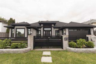 "Photo 1: 2271 MCLENNAN Avenue in Richmond: Bridgeport RI House for sale in ""CAMBIE BRIDGEPORT"" : MLS®# R2409183"