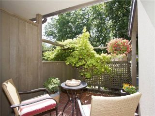 """Photo 18: 852 GREENCHAIN in Vancouver: False Creek Townhouse for sale in """"HEATHER POINT"""" (Vancouver West)  : MLS®# V1019589"""
