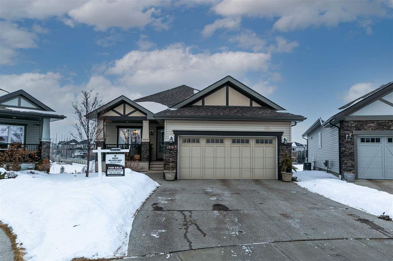 Main Photo: 618 CANTOR Landing in Edmonton: Zone 55 House for sale : MLS®# E4225882