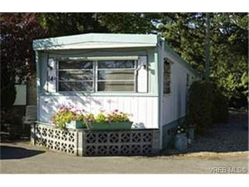 Main Photo: 14A 2780 Spencer Rd in VICTORIA: La Langford Lake Manufactured Home for sale (Langford)  : MLS®# 321262