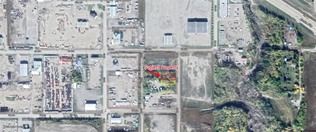 Main Photo: 8004 90 Street in Fort St. John: Fort St. John - City SE Industrial for sale (Fort St. John (Zone 60))  : MLS®# C8026349