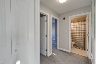Photo 20: 1541 RUTHERFORD Road in Edmonton: Zone 55 House Half Duplex for sale : MLS®# E4228233