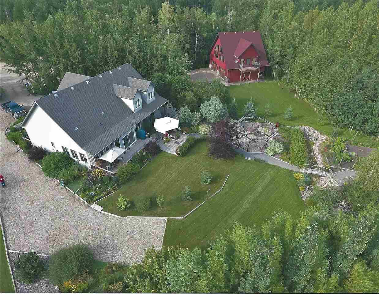 Main Photo: #112 462028 Rge Rd 11: Rural Wetaskiwin County House for sale : MLS®# E4230562