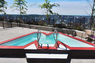 """Photo 20: 803 128 W CORDOVA Street in Vancouver: Downtown VW Condo for sale in """"WOODWARDS W43"""" (Vancouver West)  : MLS®# R2241482"""