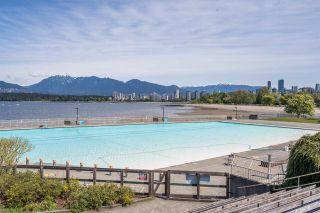 "Photo 4: 316 2416 W 3RD Avenue in Vancouver: Kitsilano Condo for sale in ""LANDMARK REEF"" (Vancouver West)  : MLS®# R2590886"